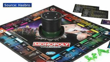 """""""Vous êtes ruiné!"""": le Monopoly parlant arrive"""