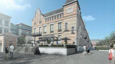 Le projet vise à transformer l'ancien Hôtel des Douanes en un établissement hôtelier de 102 chambres.
