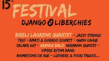 """La 15e édition du festival """"Django à Liberchies"""" aura lieu les 13 et 14 mai prochains"""