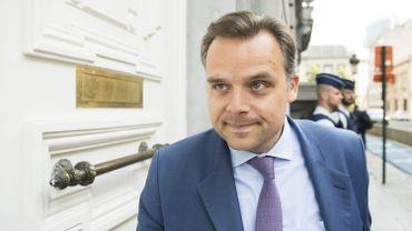 Philippe De Backer, secrétaire d'État à la Protection de la Vie privée