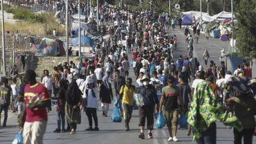 12.000 migrants sont désormais sans-abri.