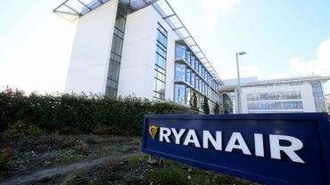 Le siège de Ryanair à Dublin