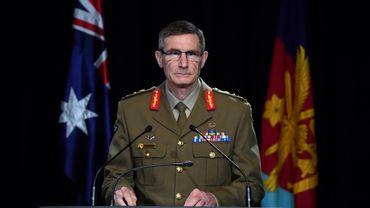 Le général Angus Campbell a présenté des excuses au peuple afghan.