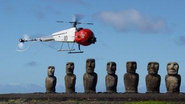 Creative Wallonia: Flying-Cam, un exemple à suivre
