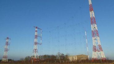 """Les antennes """"rideaux"""" de la RTBF à Wavre vont aussi être démantelées."""