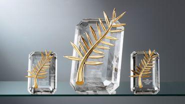 Festival de Cannes 2016: la Palme d'or, 118 grammes d'or éthique