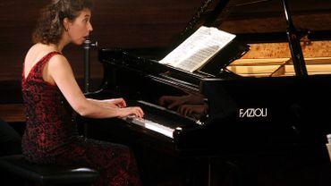 Le piano d'Angela Hewitt, un Fazioli unique au monde, détruit par des déménageurs