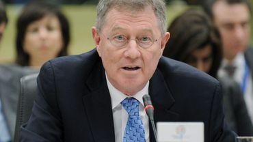 ONU: brièvement détenu en Crimée, l'envoyé spécial met fin à sa mission
