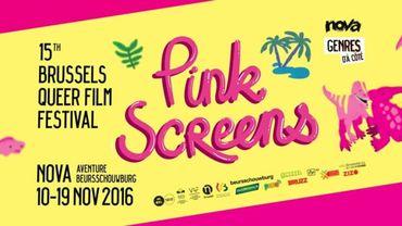 Pink Screens à partir du 10 novembre