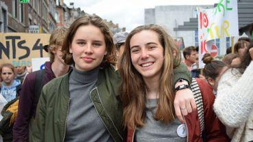 Anuna De Wever et Adélaïde Charlier iront en voilier jusqu'au Chili pour la COP 25