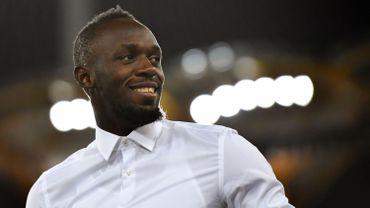 La légende Usain Bolt père pour la première fois