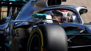 Hamilton le plus rapide aux Essais libres 1 en Australie