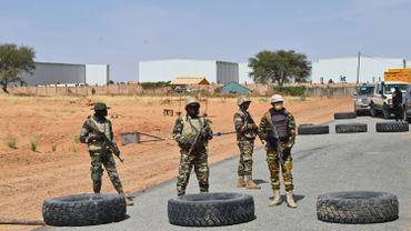L'armée locale veille dans les régions où Boko Haram procède aux attaques.