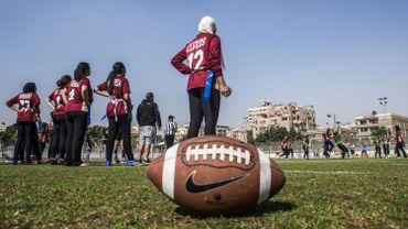 Le football américain a été introduit en Egypte pour les hommes en 2007