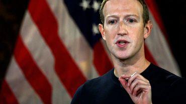 Le patron de facebook Mark Zuckerberg défend son projet de monnaie numérique comme outil de lutte contre la pauvreté et comme une innovation nécessaire à la domination américaine du système financier mondial
