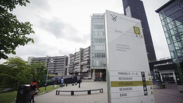 Des sans-papiers demandent à occuper un espace sur le campus de la VUB à Ixelles