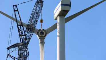 Engie va installer une éolienne de 242 mètres dans le port de Gand, la plus haute du pays