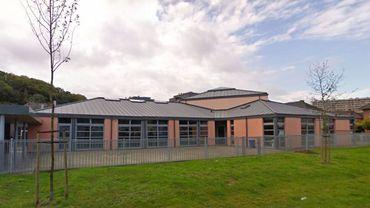 L'école communale de Basse-Enhaive, à Jambes.