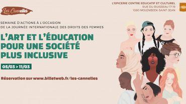 """""""L'art et l'éducation pour une société plus inclusive"""""""