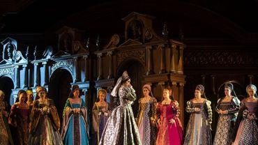 Anna Bolena de Donizetti à l'Opéra Royal de Wallonie