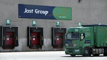 """L'entreprise Jost Group est suspectée de fraude sociale par le truchement de sociétés """"boites aux lettres"""" en Europe de l'est."""