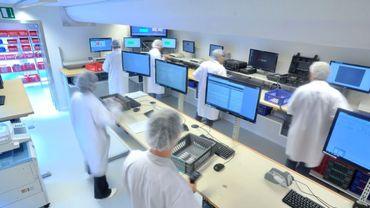 De la haute technologie développée à Fraire (Walcourt)