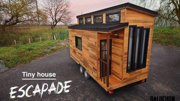 La Tiny House de Baluchon, la caravane de demain?
