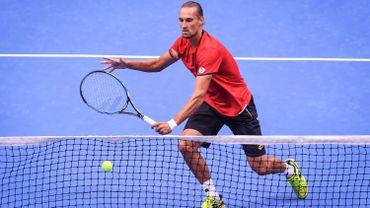 ATP Miami - Ruben Bemelmans au 2e tour des qualifications