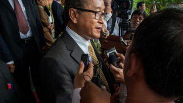 Cambodge: l'opposant historique Sam Rainsy condamné à 25 ans de prison