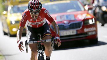 Thomas De Gendt vise le Prix du Super Combatif du Tour