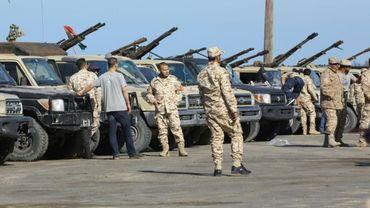 La paix en Libye au centre des discussions à Moscou ce lundi