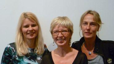 Marie-France Dupagne, Nicole Gillet, Sophie Verhoest