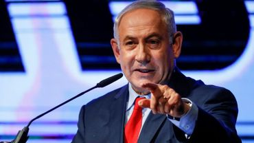 Le Premier ministre israélien Benjamin Netanyahu le 9 août 2017 à Tel Aviv