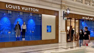 La maison Louis Vuitton est la marque de mode la plus recherchée dans le monde en 2020.
