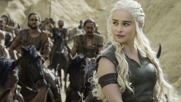 """Cinq projets de séries dérivées de """"Game of Thrones"""" en cours d'écriture"""