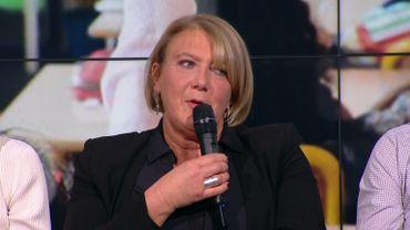 """A Votre Avis: """"Les élèves en difficulté sont abîmés par l'école"""", observe la directrice Marie-Hélène Bodart"""