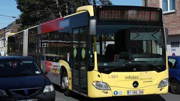 Déconfinement: les bus wallons vont transporter plus de passagers