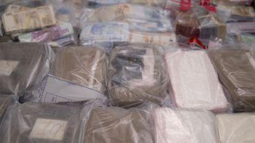 Saisie de 660 kilos de cocaïne par le Canada au large de l'Amérique centrale
