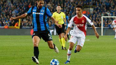 """Benoit Poulain: """"C'est bizarre mais ce n'est pas un grand match de Bruges"""""""