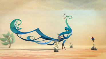 Délicatesse et calligraphie dans le court-métrage Simorgh