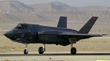 La commission de la Défense évoquera l'achat des F-35 après des doutes de l'US Air Force