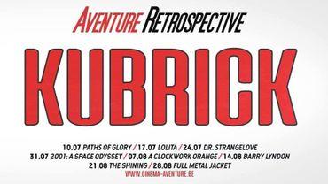 Rétrospective Stanley Kubrick au Cinéma Aventure