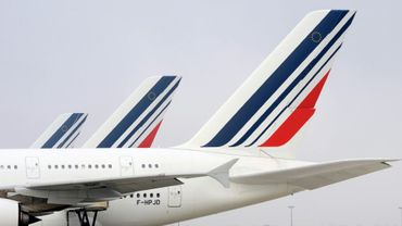 Air France prévoit d'assurer 76% de ses vols vendredi