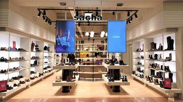 Un magasin Sacha