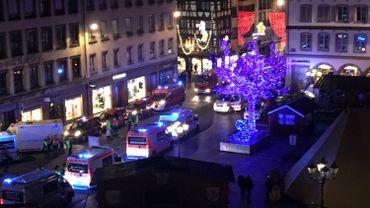 Strasbourg a été victime d'une attaque jugée terroriste ce mardi 11 décembre.