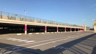 4 mois après son ouverture, le parking de dissuasion du CERIA ne convainc pas encore les navetteurs