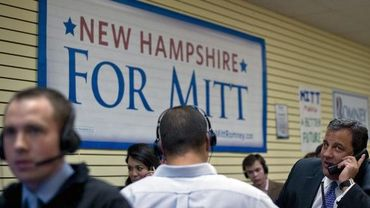 Caucus dans le New Hampshire