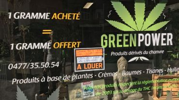 Cannabis : bad trip pour les CBD shops
