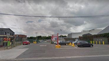 La Lorraine, une boulangerie industrielle, est située à Barchon.
