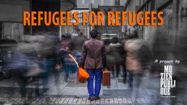 Muziekpublique lance un crowdfunding pour enregistrer un album avec des réfugiés musiciens